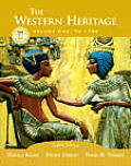 Western Heritage : Volume One - To 1715 / With CD (8TH 04 - Old Edition)