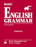 Basic English Grammar - Workbook (3RD 06 Edition) Cover