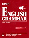 Basic English Grammar With Answer Key 3rd Edition