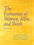 Economics Of Women Men & Work 5th Edition