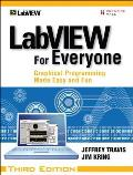 Labview for Everyone - With CD (3RD 07 Edition)