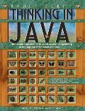 Thinking in Java Cover