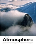Atmosphere : Introduction To Meteorology -with CD (10TH 07 - Old Edition) Cover
