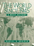 World Since 1945 A Brief History 2nd Edition