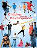 Children and Their Development Cover