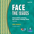 Face the Issues: Intermediate Listening and Critical Skills, Classroom Audio CDs