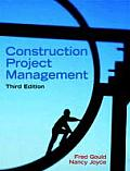 Construction Project Management (3RD 08 - Old Edition)