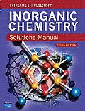 Inorganic Chemistry - Solutions Manual (3RD 08 Edition)