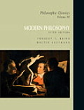 Philosophic Classics, Vol. III: Modern Philosophy Cover