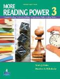 More Reading Power 3 (3RD 12 Edition)