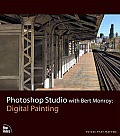Photoshop Studio with Bert Monroy: Digital Painting Cover