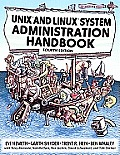 Unix® and Linux® System Administration Handbook