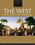 West Encounters & Transformations Volume 2 3rd edition