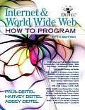 Internet and World Wide Web (5TH 12 Edition)