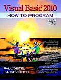 Visual Basic 2010, How To Program - With DVD (5TH 11 - Old Edition) Cover