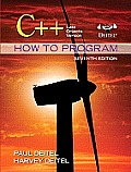 C++ How to Program 7th Edition Late Objects Version
