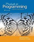 Prelude To Programming - With CD (5TH 11 - Old Edition)