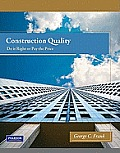 Construction Quality (12 Edition)