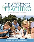 Learning & Teaching Research Based Methods 6th Edition