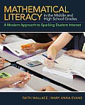 Mathematics Literacy in Middle and High School GRD (13 Edition)