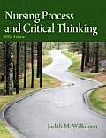 Nursing Process and Critical Thinking (5TH 12 Edition)