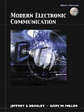 Modern Electronic Communication - With CD (9TH 08 Edition)