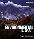 Essentials Of Environmental Law 3rd Edition