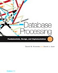 Database Processing 11th edition