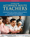 Guide for Alternate Route Teachers (2ND 12 Edition)