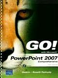 Go with Microsoft PowerPoint 2007 Comprehensive with CDROM