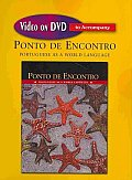 Ponto De Encontro-student Video DVD (Software) (07 - Old Edition)