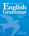 Understanding and Using English Grammar: With Answer Key [With 2 CDs]