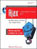 Ajax Construction Kit : Building Plug - and - Play Ajax Applications - With CD (08 Edition)