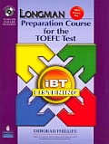 Longman Preparation Course for the TOEFL(R) Test: Ibt Listening (Package: Student Book with CD-ROM, 6 Audio CDs, and Answer Key)