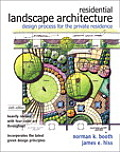 Residential Landscape Architecture (6TH 12 Edition)