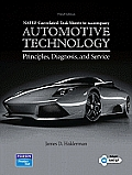 Automotive Technology : Principles, Diagnosis, and Service - Natef Correlated Task Sheets (3RD 09 - Old Edition)