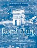 Rond-point : Une... -workbook / Lab Manual (07 Edition)