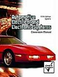 Automotive Electrical and Electronic Systems Classroom Manual, Fifth Edition Update Cover