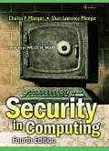 Security in Computing (4TH 07 Edition)