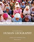 The Cultural Landscape: An Introduction to Human Geography Cover