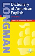Longman Dictionary of American English 4th edition with CDROM