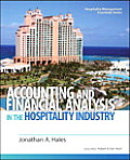 Accounting & Financial Analysis in the Hospitality Industry