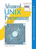 Advanced UNIX Programming Cover