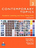 Contemporary Topics 3: Academic Listening and Note-Taking Skills [With CD (Audio)]
