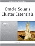 Oracle Solaris Cluster Essentials (Solaris System Administration) Cover