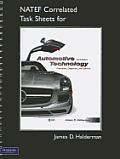 Natef Correlated Task Sheets for Automotive Technology (4TH 12 - Old Edition)