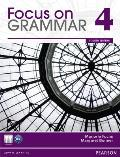 Focus on Grammar 4 B2 - With CD (4TH 12 Edition)
