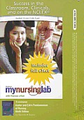 MyNursingLab with Pearson eText to Accompany Kozier and Erb's Fundamentals of Nursing Student Access Code Card