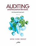 Auditing and Assurance Services - With CD (14TH 12 - Old Edition)