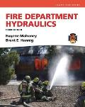 Fire Department Hydraulics (3RD 13 Edition) Cover